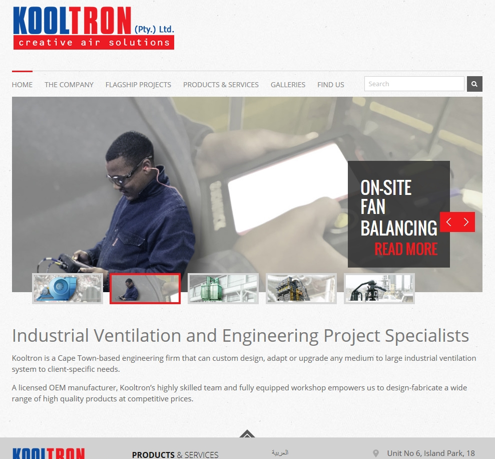 Kooltron Creative Air Solutions
