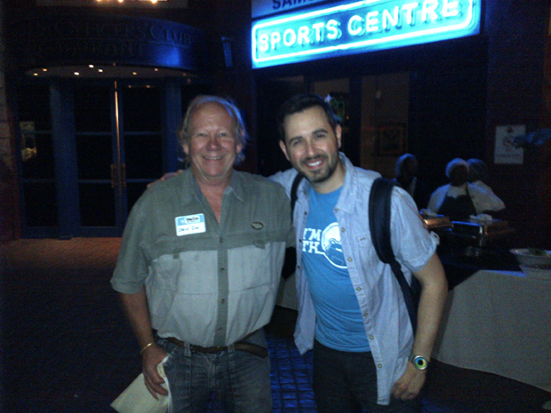 Steve Coe with Rand Fishkin