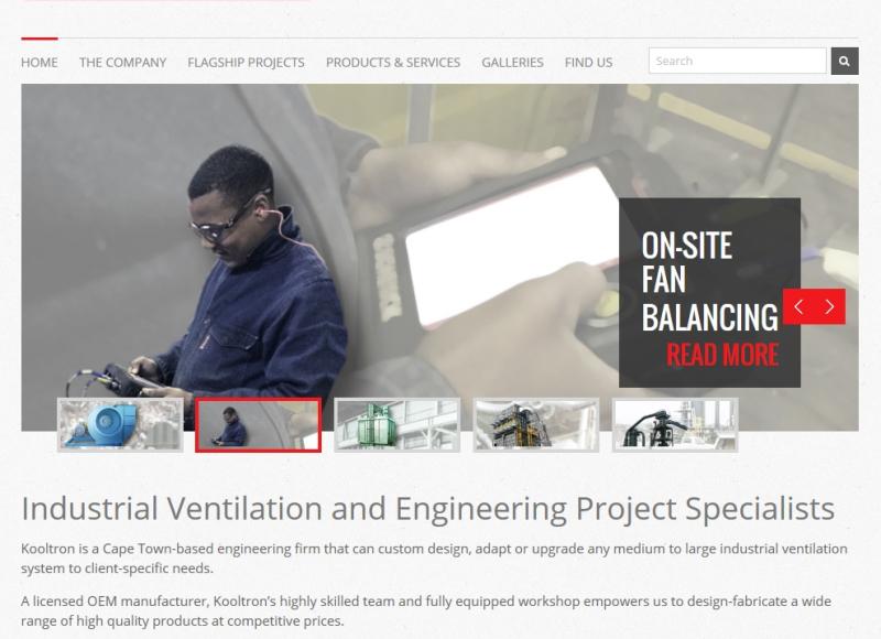 Kooltron Creative Air Solutions